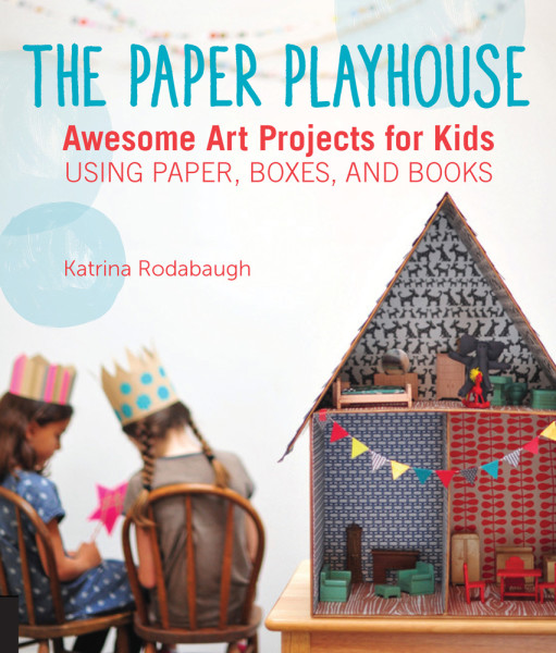 paper playhouse cover